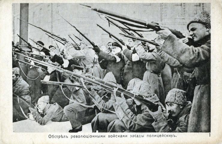 oktobrska revolucija
