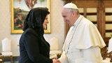 Szydło na audiencji u papieża. Jak wypadła?