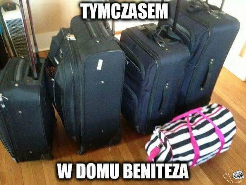 Memy po zwolnieniu Rafy Beniteza z Realu Madryt! GALERIA
