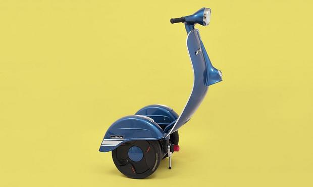 Bel@Bel Zero Scooter