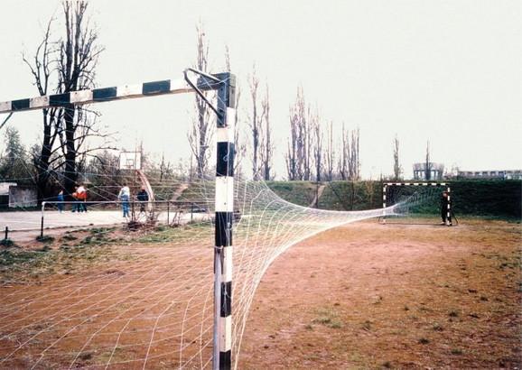 Igor Antić, Gol, 1995.
