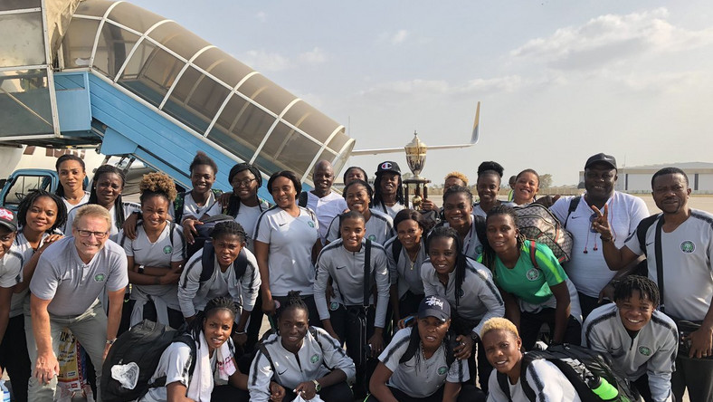 The Super Falcons of Nigeria are set to travel to China