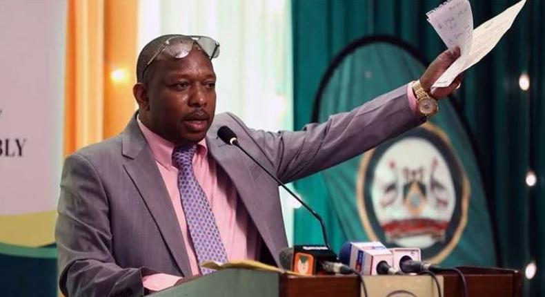 Mike Sonko launches number to report Governors, MPs and Senators who are dead-beat dads