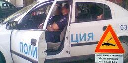 Tak pracuje bułgarska policja