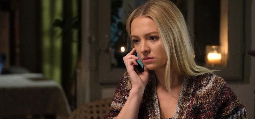"""Dramat Asi w """"M jak miłość"""". Leszek wypiął się na nią, bo ma nową kochankę?"""