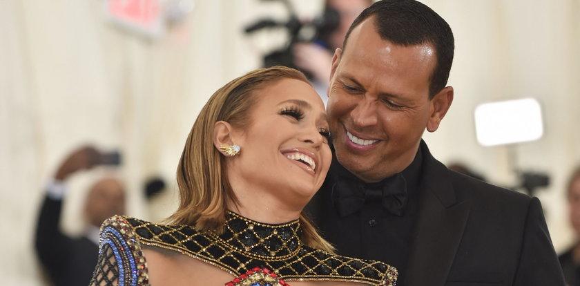 Jennifer Lopez rozstała się z Alexem Rodriguezem! Byli narzeczeni wydali oświadczenie