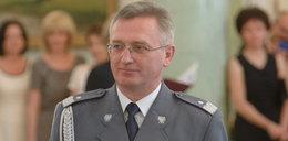 Szef lubuskiej policji odwołany w Wigilię
