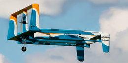 Amazon umieści magazyny 13 km nad ziemią!