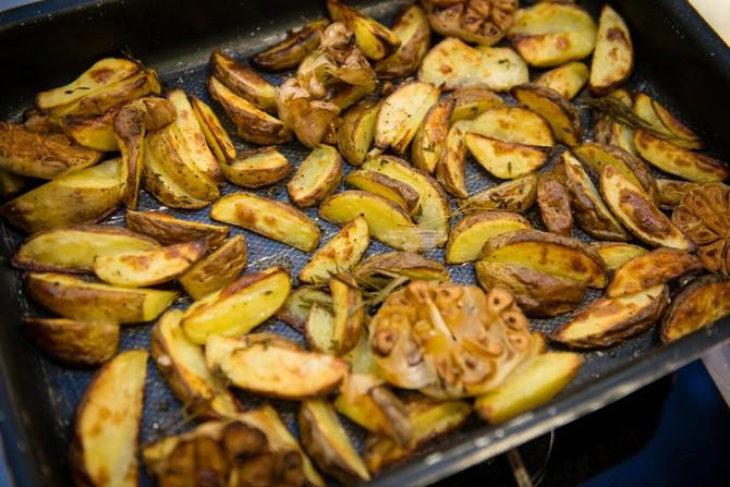 Evo trika za savršeno pečeni krompir