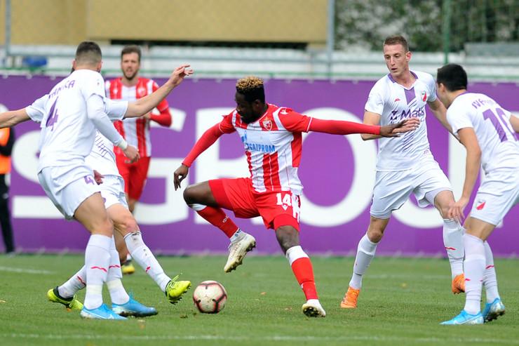 FK Javor - FK Crvena zvezda