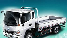 Pierwsza lekka ciężarówka od Chery
