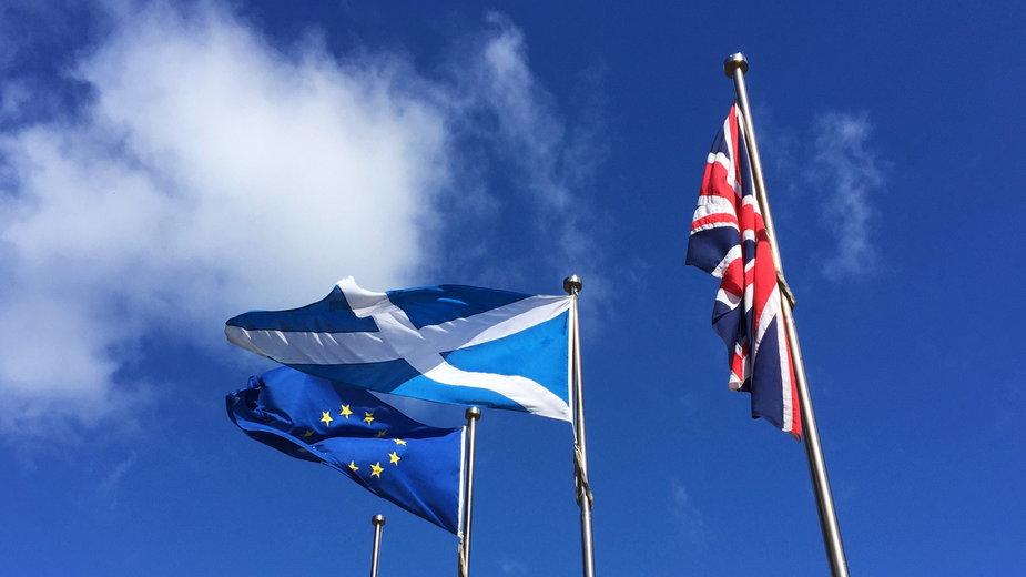 Pandemia przyczyni się do rozpadu Wielkiej Brytanii? Wzrost poparcia dla niepodległości Szkocji