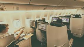 Test klasy biznes linii KLM w podróży z Amsterdamu do Bangkoku