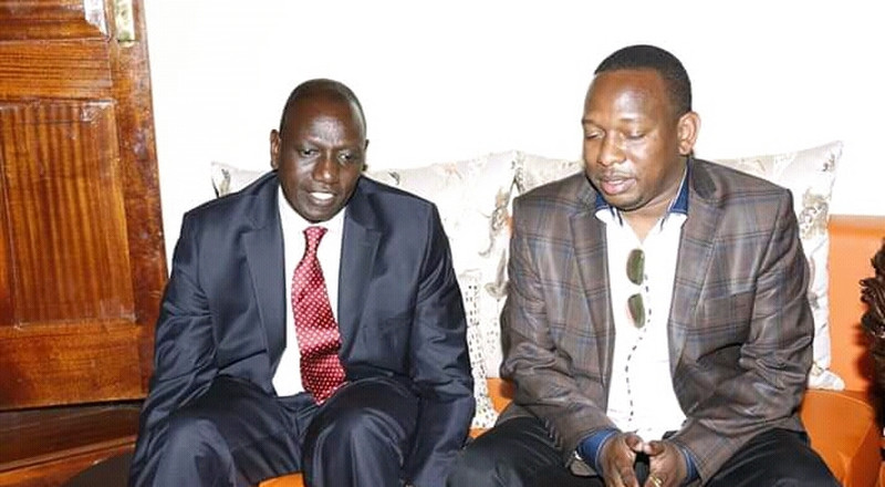 Ruto, Sonko held secret night meeting before governor threatened to end Nairobi takeover