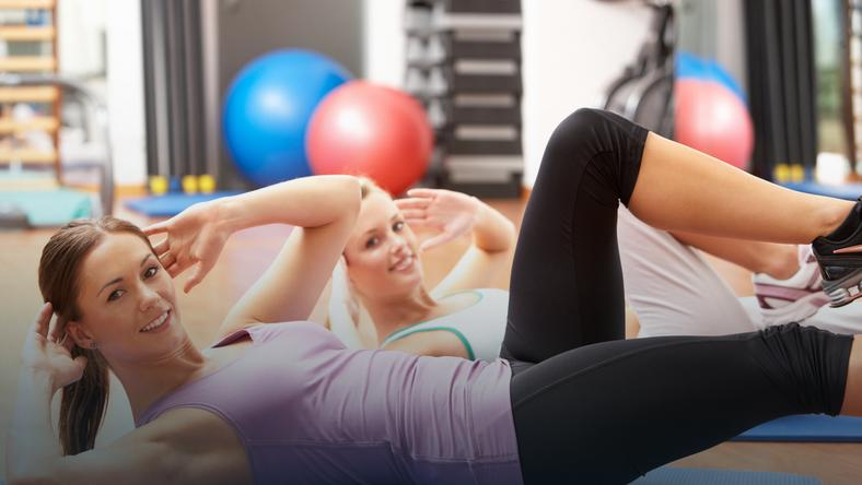 Ćwiczenia mięśni brzucha