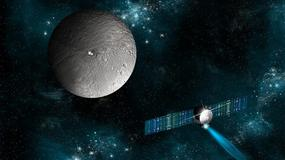 Dziwne plamy na Ceres - sonda Dawn wykonała dokładniejsze zdjęcia