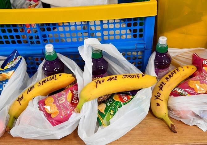 Sporne banane i sporne poruke