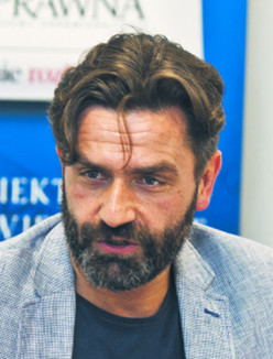 Marek Hojda wiceprezes ZAiKS