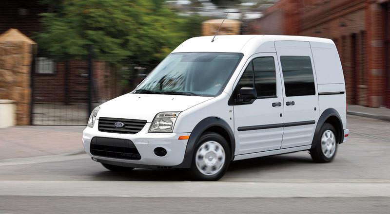 Zupełnie nowe Ford Transit Connect: odnowiony i dostosowany do potrzeb ZE13