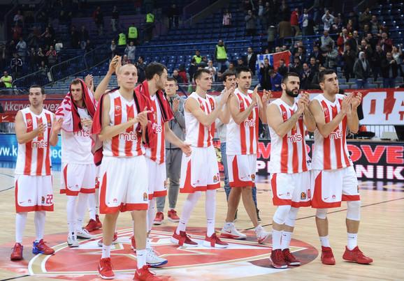 Košarkaši Zvezde
