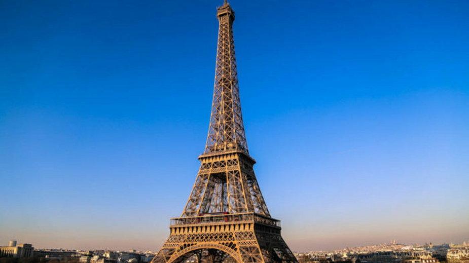 wieża Eiffla - iFrancja