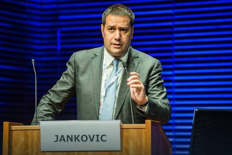 Prof. dr Janković u Vajmaru 2015. godine na nemačkom kongresu o sepsi