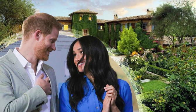 Megan Markl i princ Hari sad imaju svoju kuću u Americi