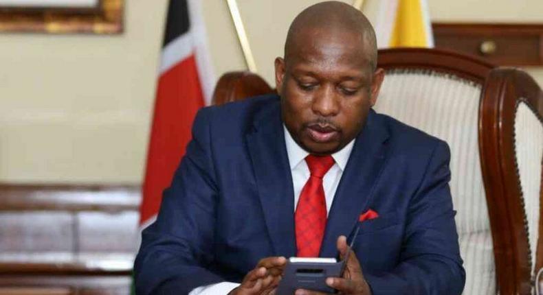 Sonko slashes parking fees in Nairobi from Sh300 to Sh200