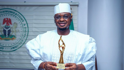 Pantami wins outstanding minister of the year award