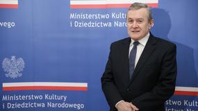 Gliński o odwołaniu Morawskiego: decyzja niezrozumiała, polityczna