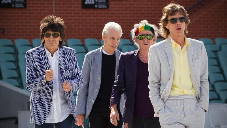 Nowy album The Rolling Stones w 2016 roku