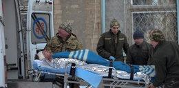 Ukraina. Ostrzelali ośrodek humanitarny. Są ofiary