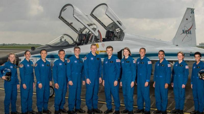NASA wybrała nowych astronautów