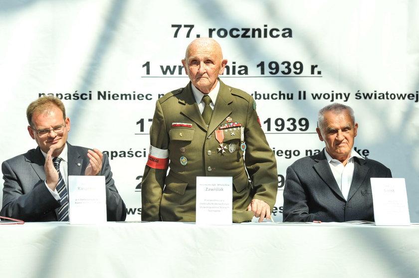Kapitan Władysław Zawiślak