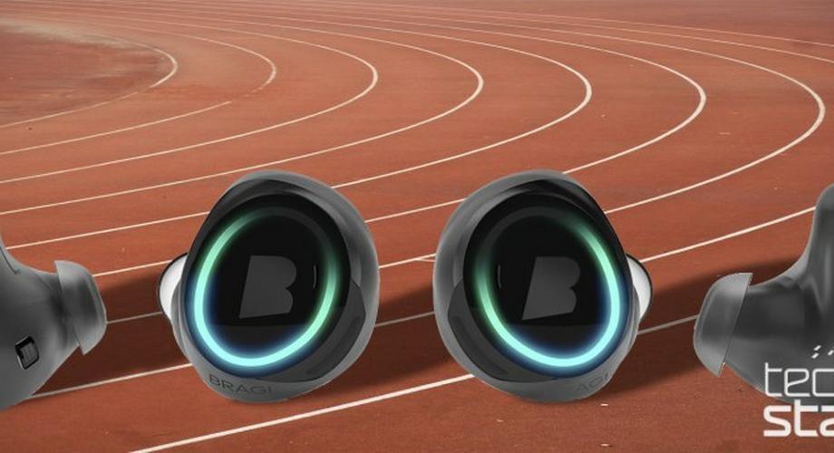 Wireless-Sport-Kopfhörer Dash: drahtloser geht's nicht