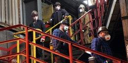 Wstrzymano wydobycie, górnicy dostaną całe pensje. W liście do premiera chcą dymisji Sasina