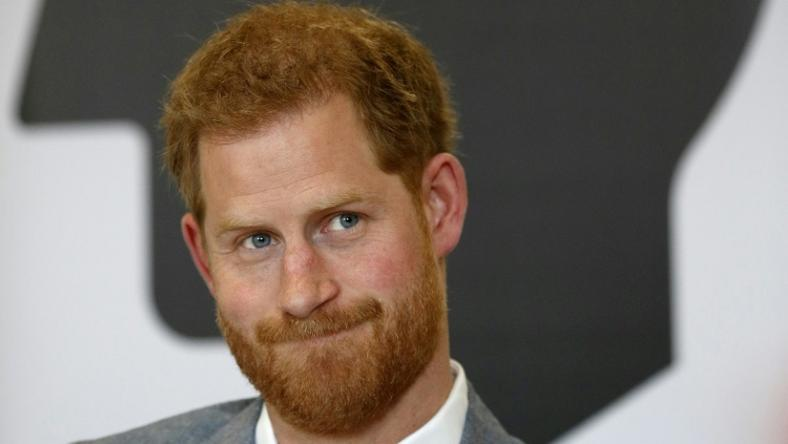 Britain's Prince Harry appears to have inherited his late mother Princess Diana's ability to connect with people, as well as her sense of mischief