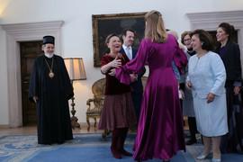 DRES KOD na krštenju srpskog princa: Na Belom dvoru smo videli odličan stil, ali je ona haljinom ZASENILA SVE