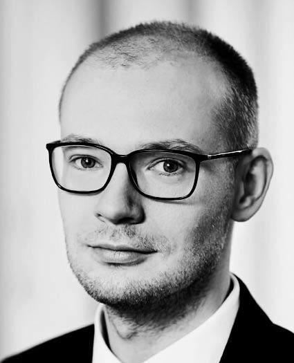 Piotr Folwarczny starszy menedżer w Crido