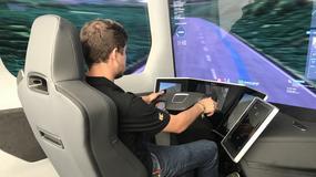 Dzień z życia kierowcy ciężarówki przyszłości