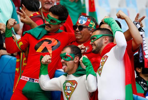 Navijači Portugalije