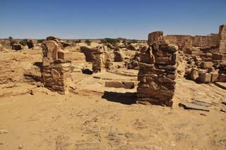 Naukowcy z UW stworzyli cyfrową rekonstrukcję sudańskiego klasztoru sprzed 1300 lat