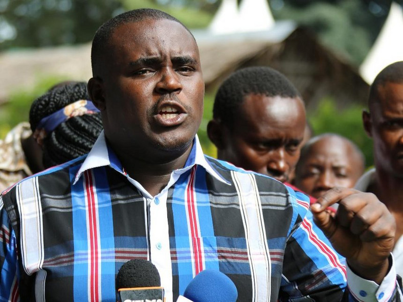ANC suspends Senator Cleophas Malala after he campaigned for ODM in Kibra