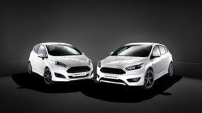 Ford Fiesta ST-Line i Focus ST-Line - ceny i dane techniczne