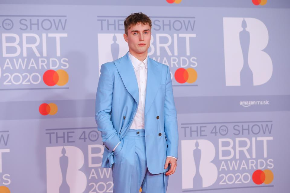 Brit Awards 2020: Sam Fender