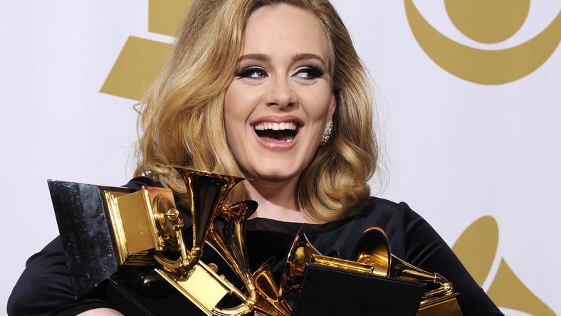 Adele zdobyła aż sześć nagród Grammy