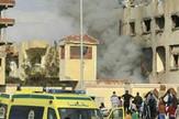 Sinaj Eksplozija Džamija
