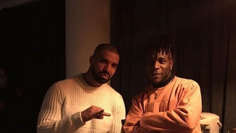 Drake and Burna Boy recorded 5 songs together for the 'More Life' project.