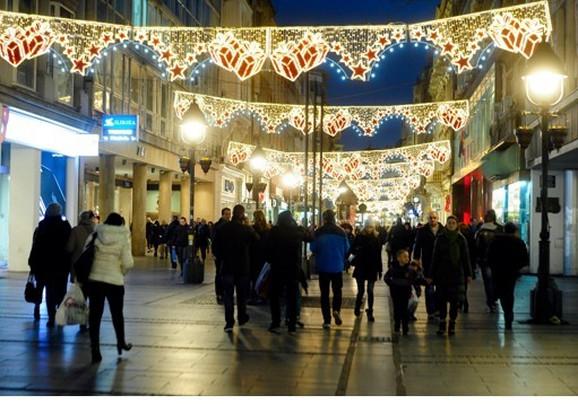 Beograđane očekuje rasveta na čak 129 lokacija