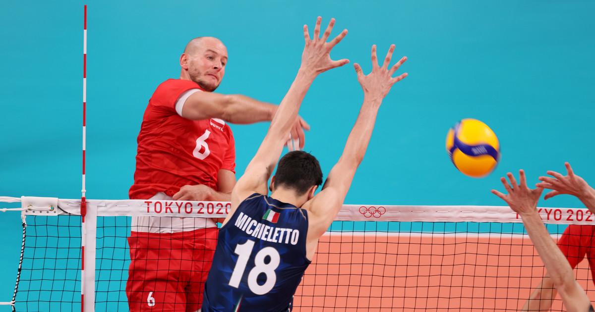 Tokio 2020. Polska - Włochy: Oceny Polaków po meczu z Italią